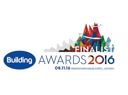 Qoda Consulting Shortlisted Forbuilding Awards 2016 Design